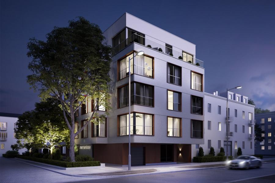 Butikowa inwestycja z rynku pierwotnego przy ul. Górskiej 32.Sprzedaż prowadzi Property Fusion.